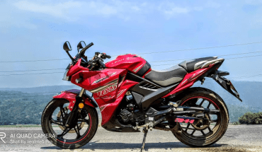 Lifan KPR 165 Carb user review