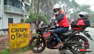 Lifan KPR 165 Carb User Review Bangla
