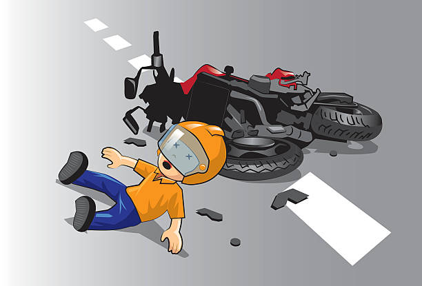reasons for motorcycle accident in EID