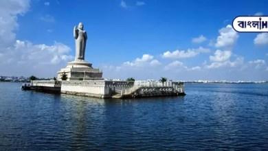 """Photo of হায়দ্রাবাদের হুসেন সাগর ঝিলের নাম পরিবর্তন, 'জয় শ্রী রাম সাগর"""" নামে দেখাচ্ছে গুগল ম্যাপে"""