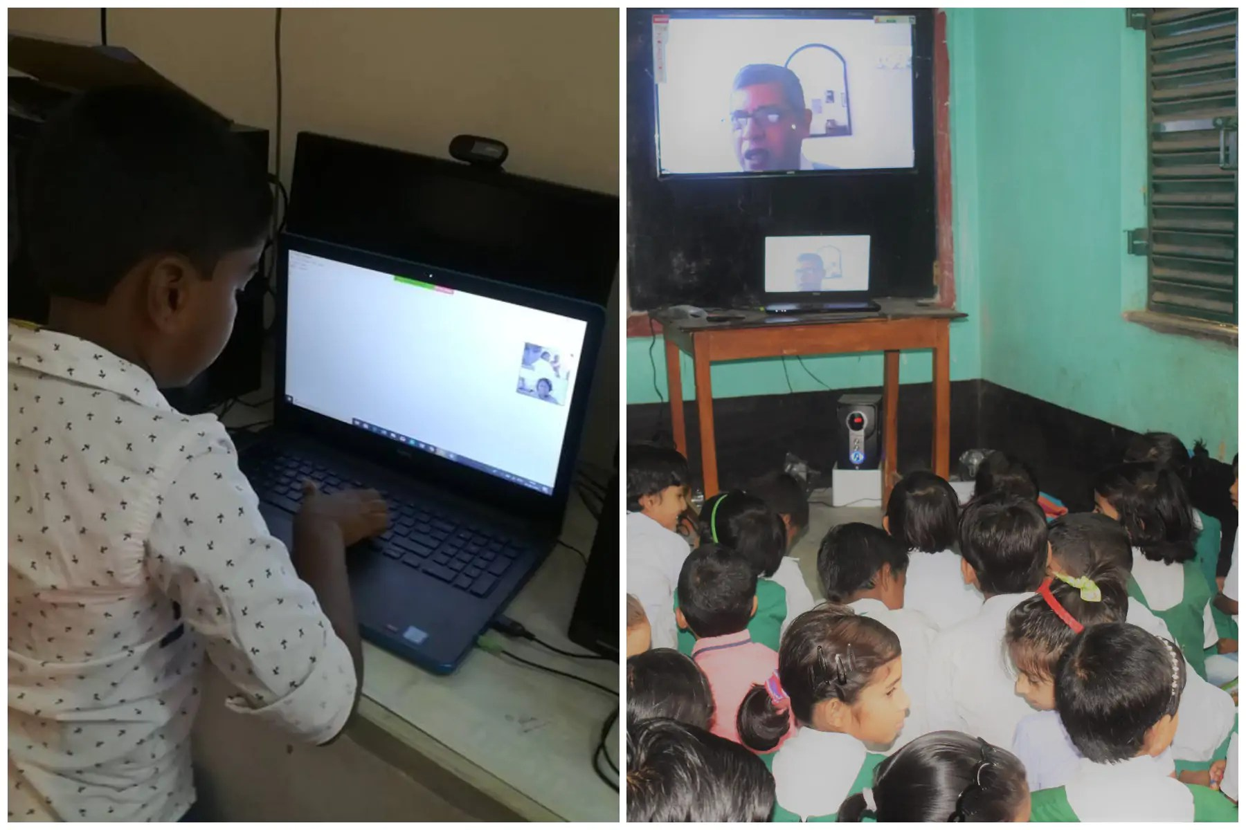 E -Learning in India