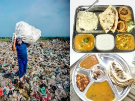 India's first garbage cafe