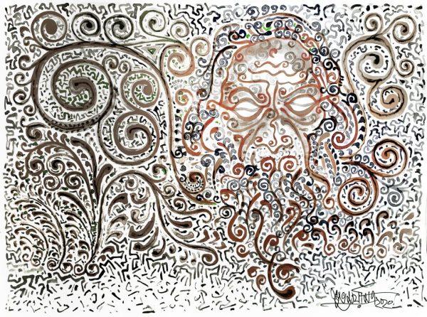 Illustration by Suvomoy Mitra