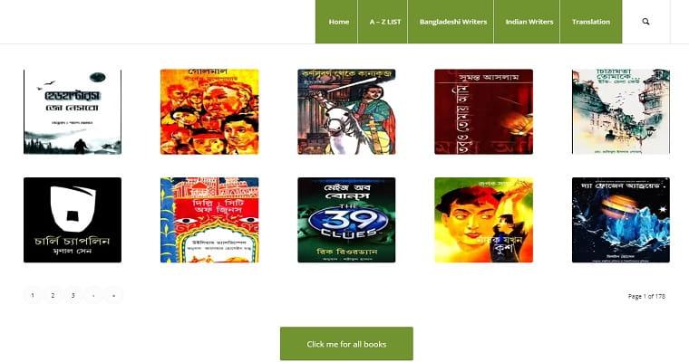Bengali pdf books free