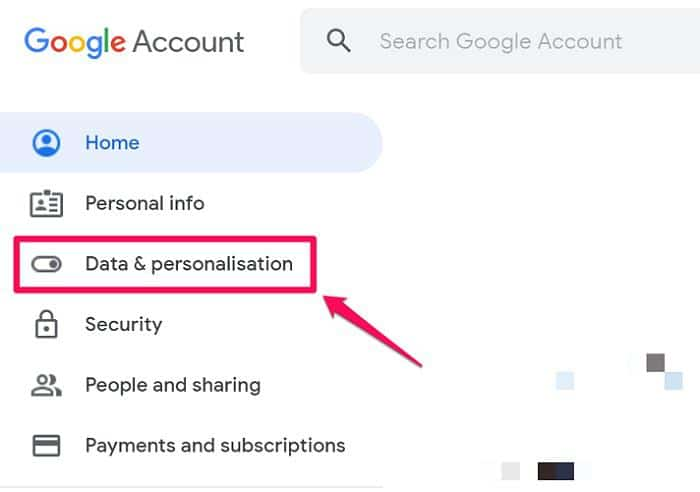 data and personalization