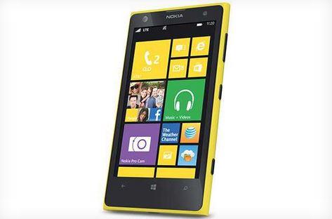 lumia 1020 unveiled