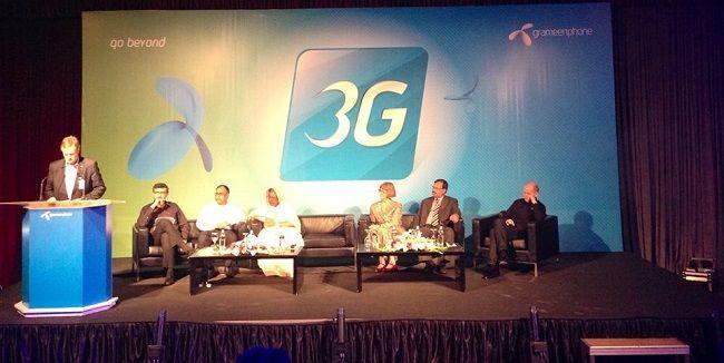 gp 3g launch..