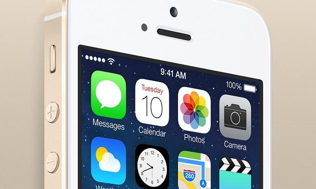 iphone 5s ...