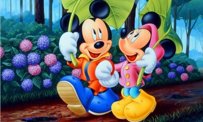 mickey mouse....