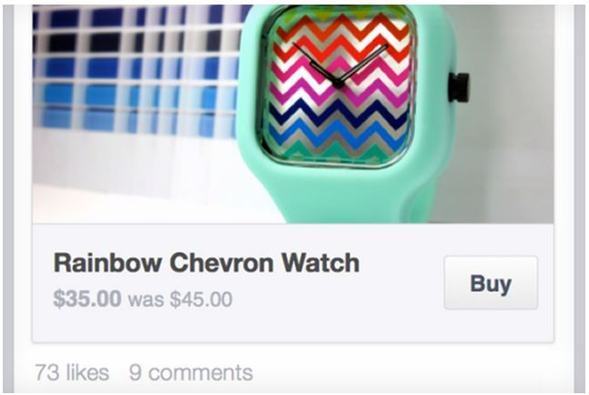 facebook buy button