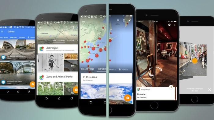 streetview app img