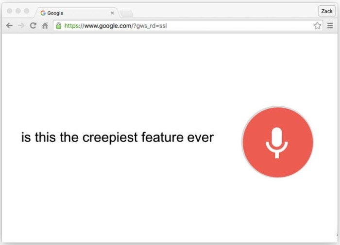 google voice search img