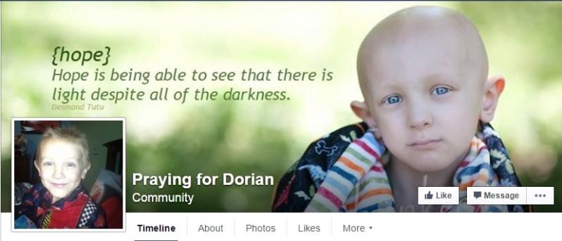 dorian-fb-page