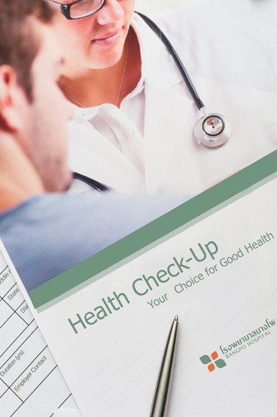 Close up of a health insurance kit. There is a mobile phone, digital tablet and calculator on the desk. There is an image of a doctor and patient on the document. The included image can also be found in my portfolio. Image # 22293650