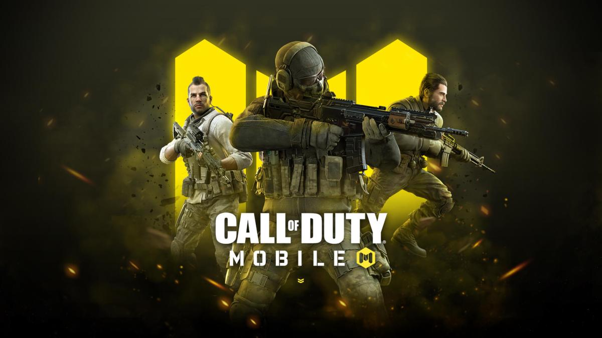 Good Father Squad Call Of Duty Mobile Rayakan 1st Anniversary