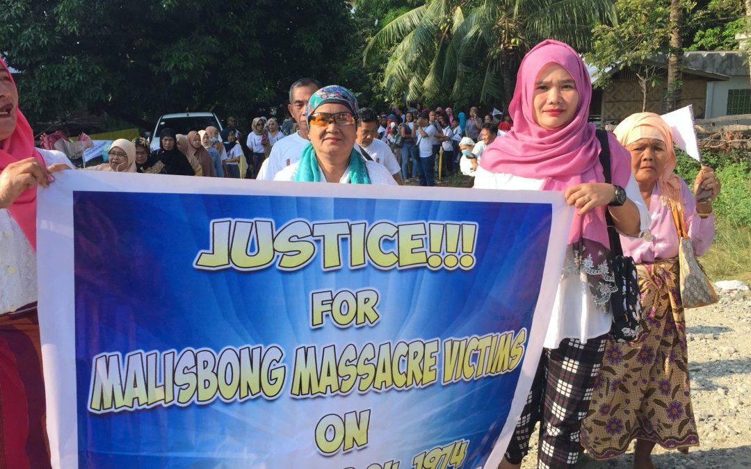 CBCS joins Commemoration of 1974 Malisbong Massacre