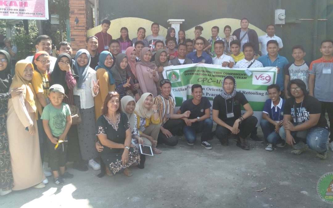 Youth Engagement in Civilian Protection Monitoring