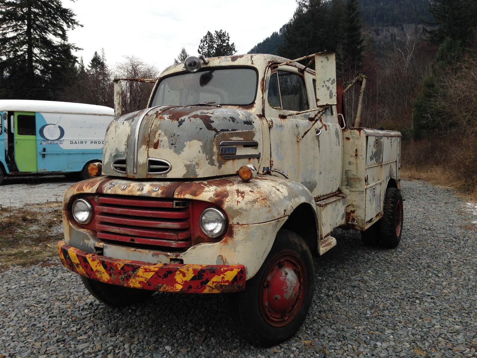 International Parts 1950 Pickup