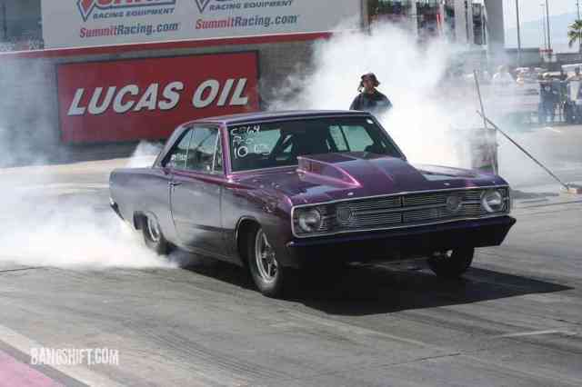 More Action, Pit, And Car Show Photos From Muscle Cars At The Strip