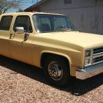 Bangshift Com Daily Dually Fix This Square Body Chevy Is Ready For Paint Low And Clean Bangshift Com