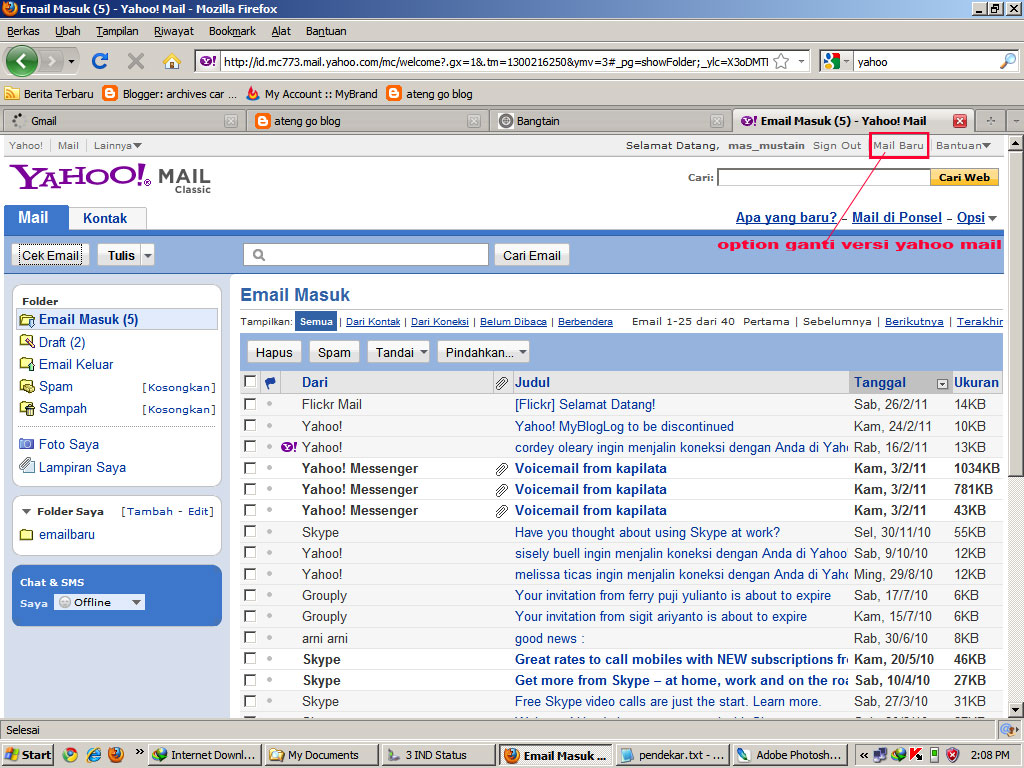 How To Quickly Make An Empty Yahoo Mail Inbox
