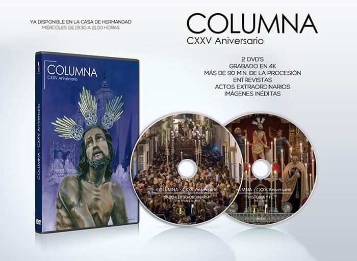 DVD Columna San Fenando