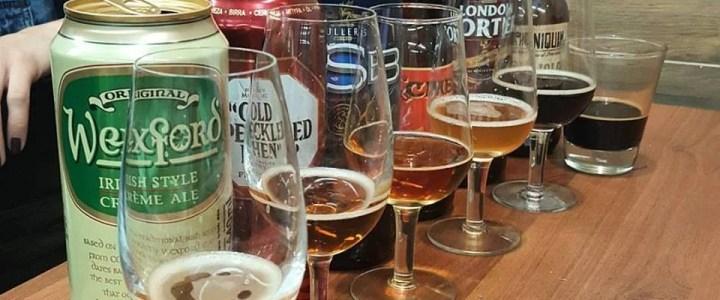 Degustação de Cerveja – Parte 1 de 3