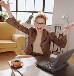 Si femeile pot gusta succesul in afaceri
