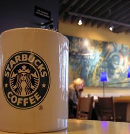 Cafenele Starbucks devin trendy si in Romania