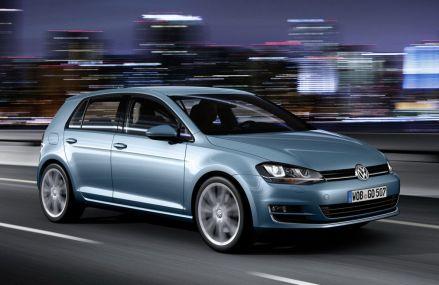 Volkswagen Golf a fost desemnata masina anului