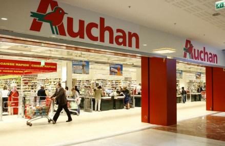 Auchan: capital social majorat cu 60 de milioane de euro