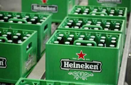 Heineken a livrat un volum de bere peste estimări