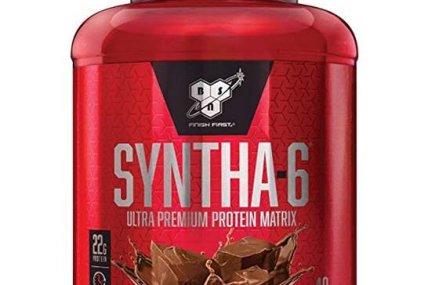 De ce sa alegi un Concentrat Proteic si nu un Izolat: BSN Syntha-6 – Yamamoto