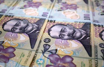 Ministerul Finanţelor s-a împrumutat în luna mai cu 7,7 mld. lei de pe piaţa internă, cu 70% peste volumul programat