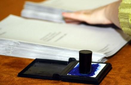 Date provizorii, după numărarea a 99,99% voturi: Iohannis-36,6%, Dăncilă-23,7%, Barna-13,9%