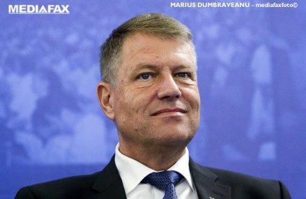 Klaus Iohannis şi-a publicat programul prezidenţial. Ce vrea să facă în noul mandat