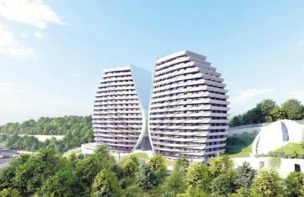 Dezvoltatorul imobiliar Studium Green investeşte 18 mil. euro într-un ansamblu rezidenţial cu 228 de apartamente în Cluj-Napoca. Aproape jumătate din apartamentele din prima fază au fost vândute cu preţuri cuprinse între 1.400 şi 1.700 de euro metru pătrat