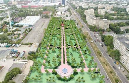 """Primăria sectorului 6 din Bucureşti spune că deschide, cu un an întârziere, un parc de 20.000 mp aproape de AFI Cotroceni. """"Lucrările sunt aproape de finalizare"""". Preţul locuinţelor poate să crească cu 10-15%"""