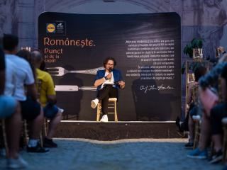 Chef Florin Dumitrescu: Ar trebui sa convingem oamenii de pe tot globul sa guste din fasolea batuta in schimbul humusului