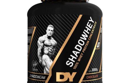 Proteinele create de Dorian Yates: ShadoWhey