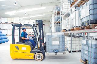 BASF construieşte o nouă fabrică în Brandenburg