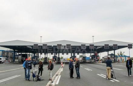55.000 persoane au trecut graniţele ţării în ultimele 24 de ore