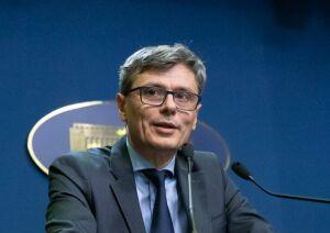 VIRGIL POPESCU:  BERD doreste sa participe la prelistarea la bursa a Hidroelectrica