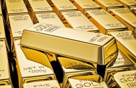 Aurul doboară recorduri în fiecare zi: Un gram de aur se tranzacţionează acum pentru 268 de lei, atingând un nou maxim istoric