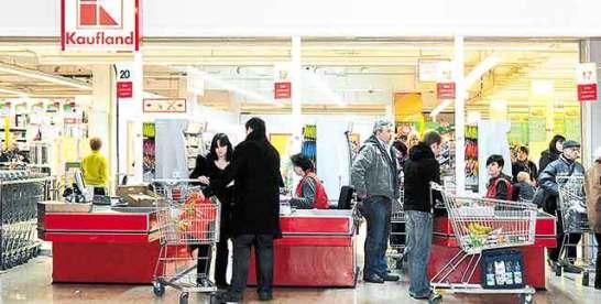 Kaufland: Circa 10% din magazinele noastre sunt în Bucureşti. În Capitală investim în special în modernizare şi lansarea de concepte noi