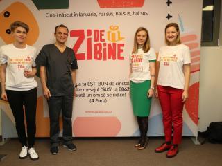 Melania Medeleanu a lansat proiectul Zi de Bine, prin care ajută oamenii să ajute. Tu ce faci de ziua ta?