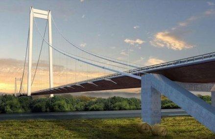 Combinatul siderurgic Liberty Galaţi livrează oţelul necesar pentru construcţia noului pod peste Dunăre de la Brăila