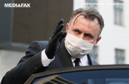 """Tătaru explică de ce a greşit Iohannis scenariile: """"Ministerul Sănătăţii a trimis datele greşit"""""""