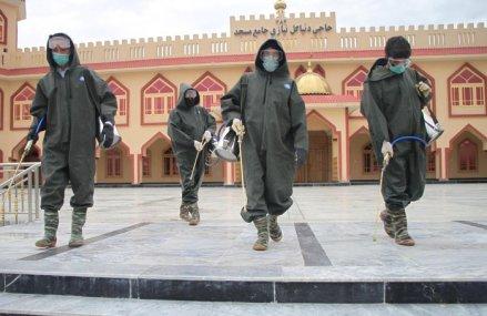 Membrii grupării Stat Islamic din Afghanistan au oprit atacurile de frică să nu se îmbolnăvească de coronavirus