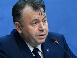 Testul la COVID al ministrului Sănătății, Nelu Tătaru, este negativ